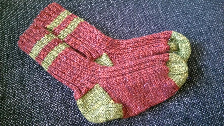 """""""jul""""sockor och sånt"""