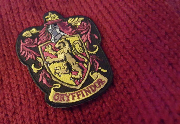 Gryffindor!!