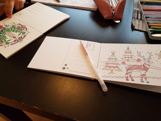 Julförberedelser